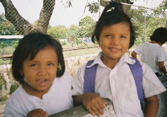 Orphans in Nicaragua